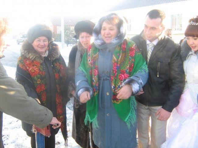 Nacionalne tradicije Tatarstan: poročne tostre od staršev