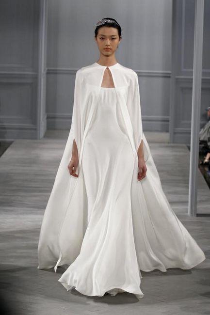 riti za poročno obleko