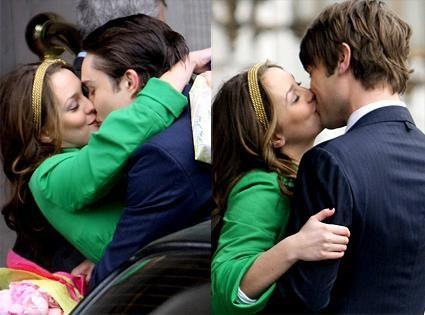 Nekaj priporočil o tem, kako narediti fantu lepo med poljubom