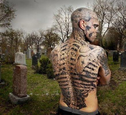 kako narediti začasno tatoo