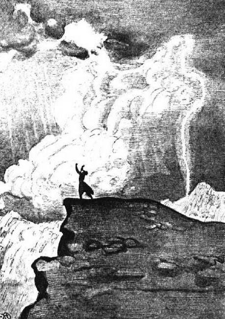 podoba mtsyrija v pesmi Lermontove kompozicije, 8. razred