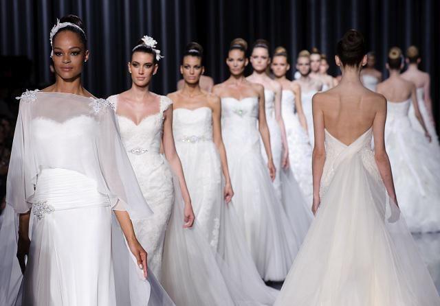 modeli poročnih oblek