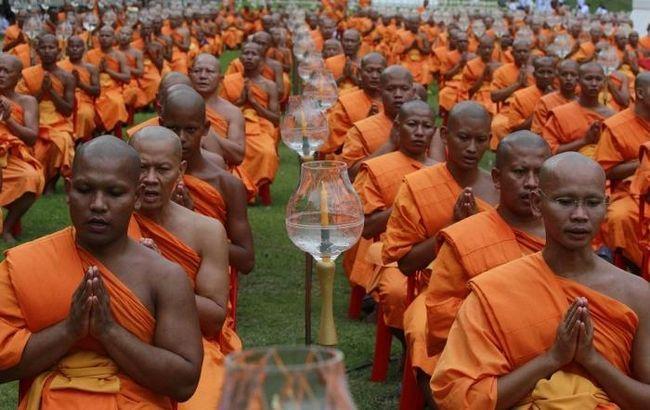 Veliki budistični prazniki