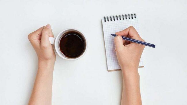 Od točke do točke ali Kako napisati članek