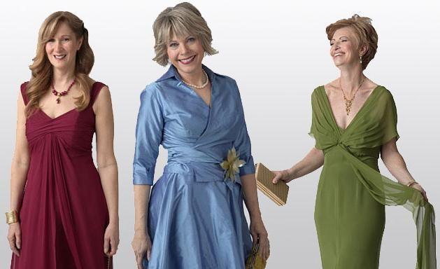 Poročne obleke za mamo neveste: katero izbirati?