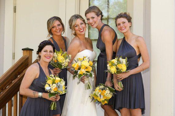 Bridesmaid obleke: pregled najnovejših modelov, foto