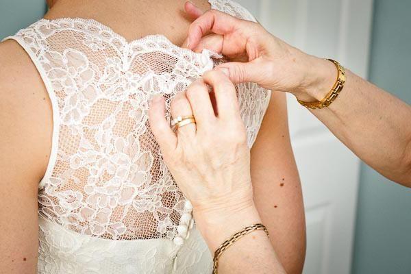 priprava na poroko vaše hčerke