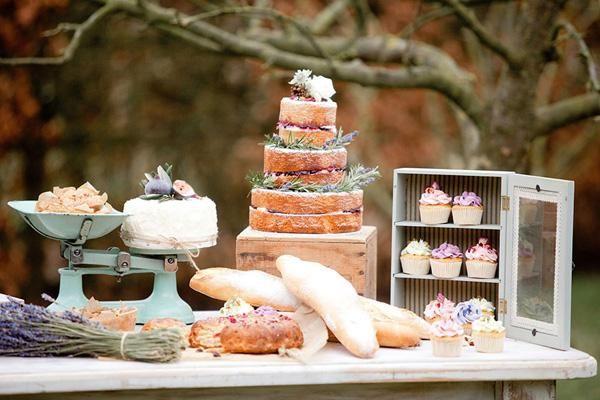 poroka v slogu provence fotografije