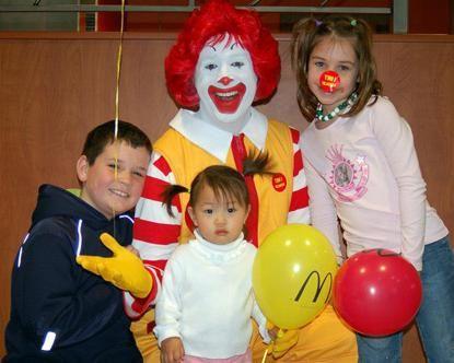 Hiša Ronalda McDonaldsa