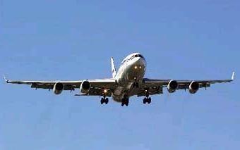 letalski predsednik Rusije