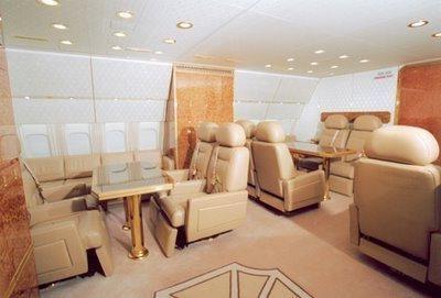 predsedniško letalo