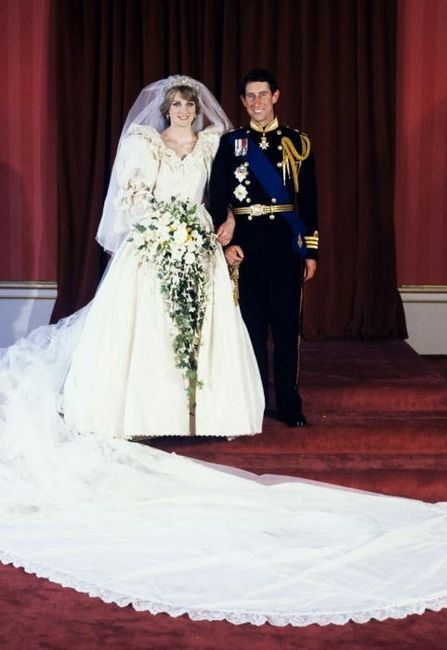 Celebrity poročne obleke