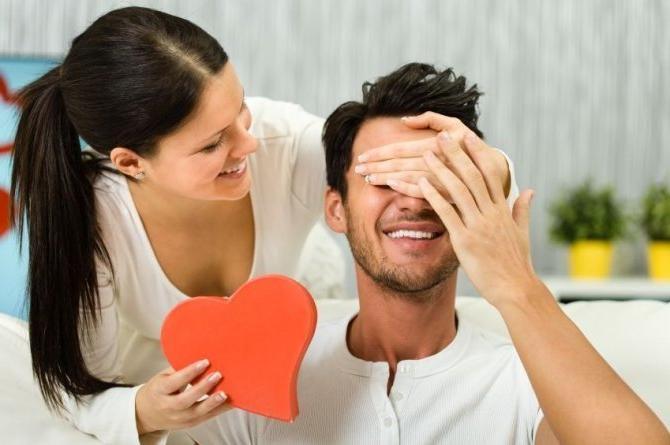 Presenečenje najljubše - najboljši dokaz vaših občutkov