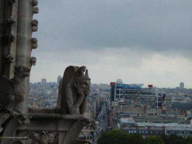 Notre Dame de Paris: umetnost ne stara