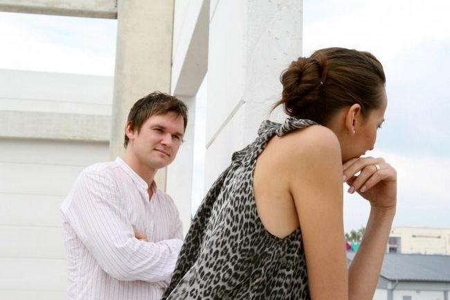 Nasvet dekletom. Kako se zaljubiti v moškega partnerja