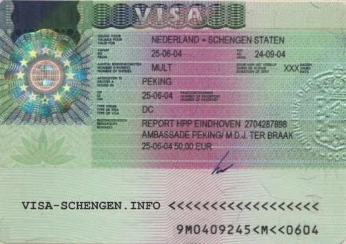 Pogoji schengenskega vizuma: kakšni so