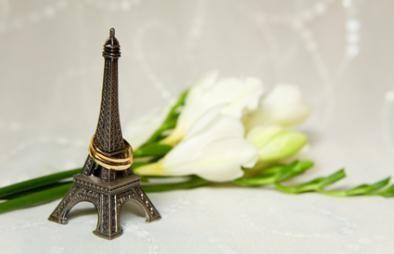 organiziranje poroke v Franciji
