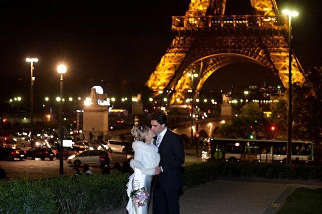 poroka v Parizu