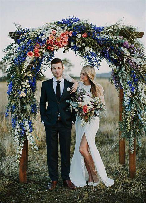 Poročni lok. Kako narediti in okrasiti?