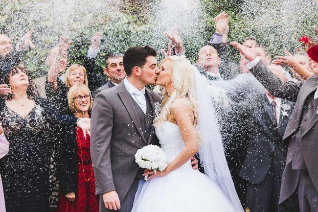 Poroka: možnosti za držanje