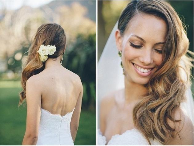 poročne pričeske izgubijo dolge lase