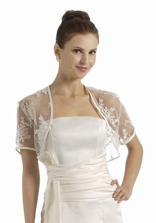 Bolero do poročne obleke