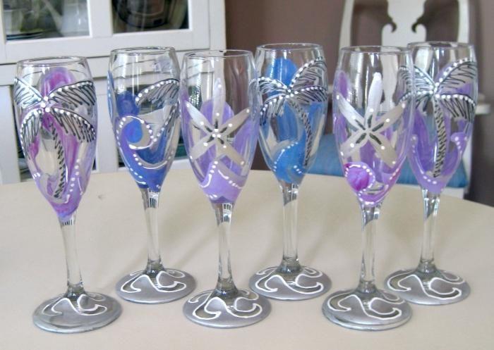Poroka očala: dekoracija za spomin