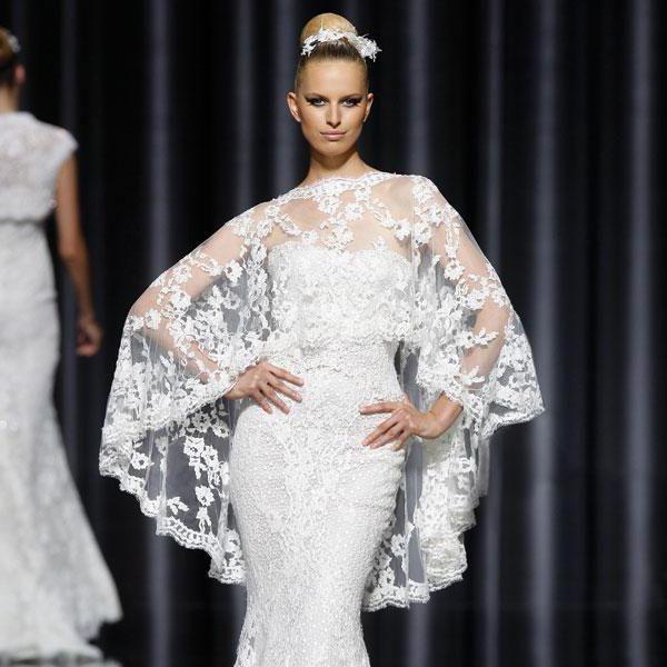 obleke za poročno obleko za jesen