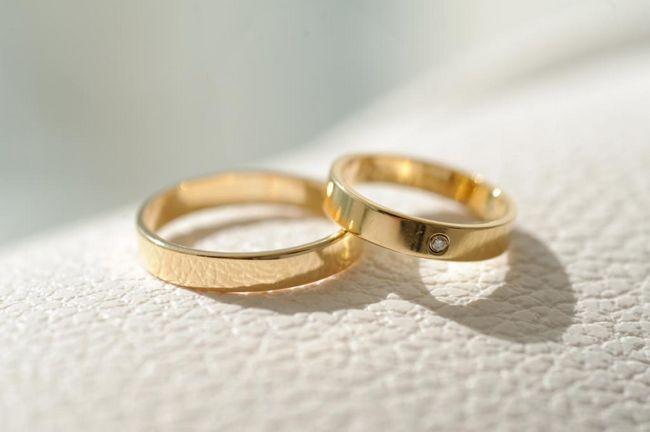 Poročni znaki in vraževerje. Znaki za neveste in ženina