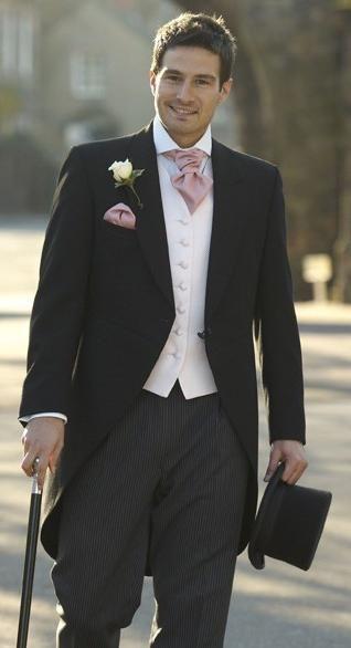Poroka kostum za moške: kako izbrati?