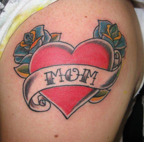 tattoo srčna vrednost pri moških