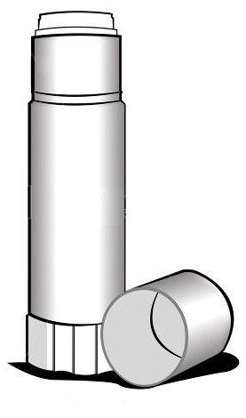 Primeren in enostaven lepljiv svinčnik je nepogrešljiv atribut pisarniškega materiala