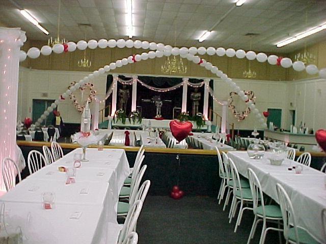 Dekoracija dvorane za poroko: kako izbrati?