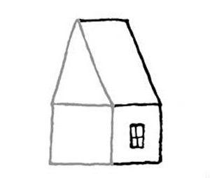 kako pripraviti leseno hišo