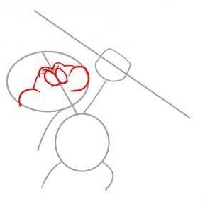 kako pripraviti skice za svinčnike