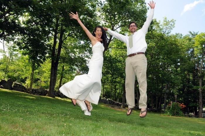 tekmovanja za poročni dan