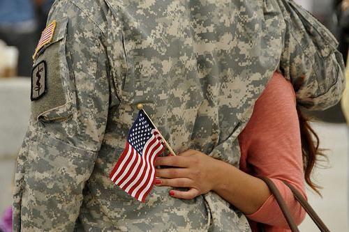 Vrnitev ljubljenega vojaka ali kako se srečati s fantom iz vojske